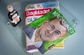 Dagbladkake